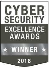 2018 CyberSecurity Excellence Awards SILVER WINNER